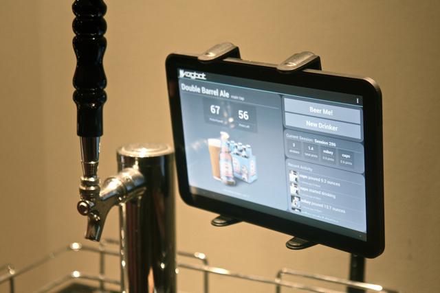 Kegbot Monitor Beer Keg Volume Amp Control Tap Access